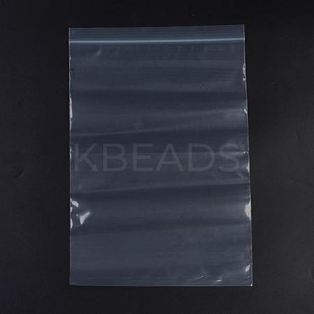 Plastic Zip Lock BagsOPP-G001-B-24x36cm-1