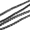Braided Imitation Leather CordsLC-S002-5mm-02-2