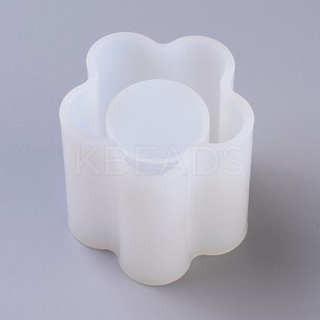 DIY Brush Pot Silicone MoldsX-DIY-G010-53-1