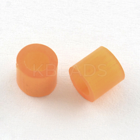 PE DIY Melty Beads Fuse Beads Refills X-DIY-R013-10mm-A55-1