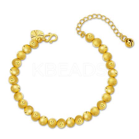SHEGRACE® Brass BraceletsJB630A-1