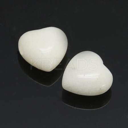 Natural White Jade BeadsG-C037-02-1