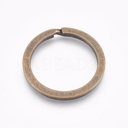 Alloy Split Key RingsPALLOY-TAC0001-01C-AB-1