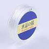 Japanese Flat Elastic Crystal StringEW-G007-02-0.8mm-1
