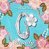 SHEGRACE® 925 Sterling Silver Cuff RingsJR611A-4