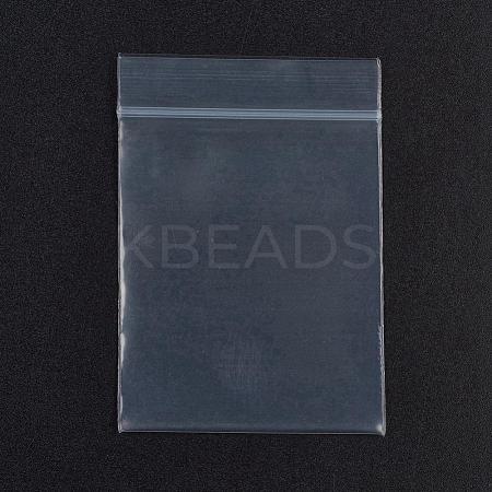 Plastic Zip Lock BagsOPP-G001-B-5x7cm-1