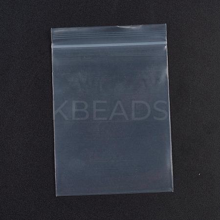 Plastic Zip Lock BagsOPP-G001-B-7x10cm-1