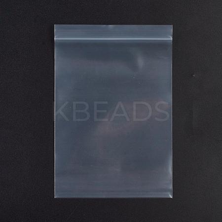 Plastic Zip Lock BagsOPP-G001-B-11x16cm-1