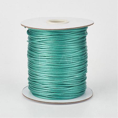 Environmental Korean Waxed Polyester CordYC-P002-0.5mm-1177-1