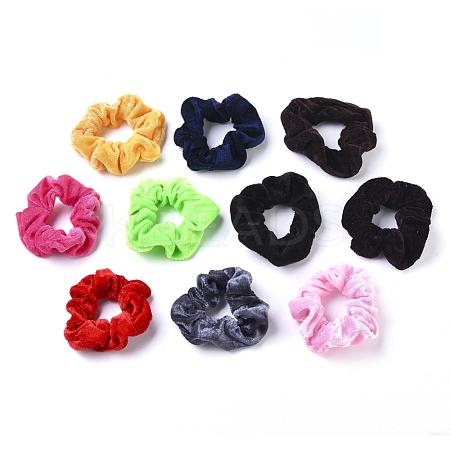 Velvet Cloth Hair AccessoriesOHAR-I016-01-1