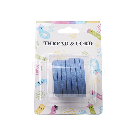Faux Suede Cord X-LW-R003-4mm-1079-1