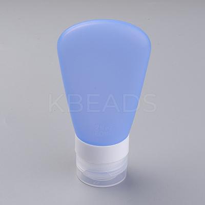 Creative Portable Silicone Points BottlingX-MRMJ-WH0006-E03-60ml-1