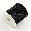 Braided PU Leather CordLC-Q008-01-2