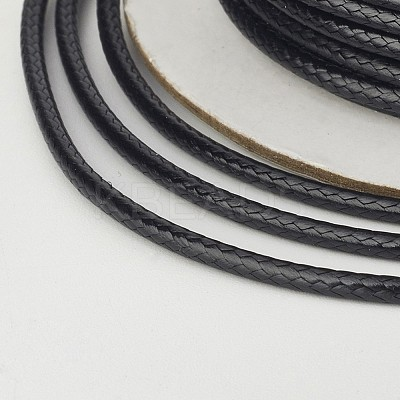 Environmental Korean Waxed Polyester Cord YC-P002-0.5mm-1106-1