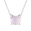 SHEGRACE® 925 Sterling Silver Pendant NecklaceJN556B-1